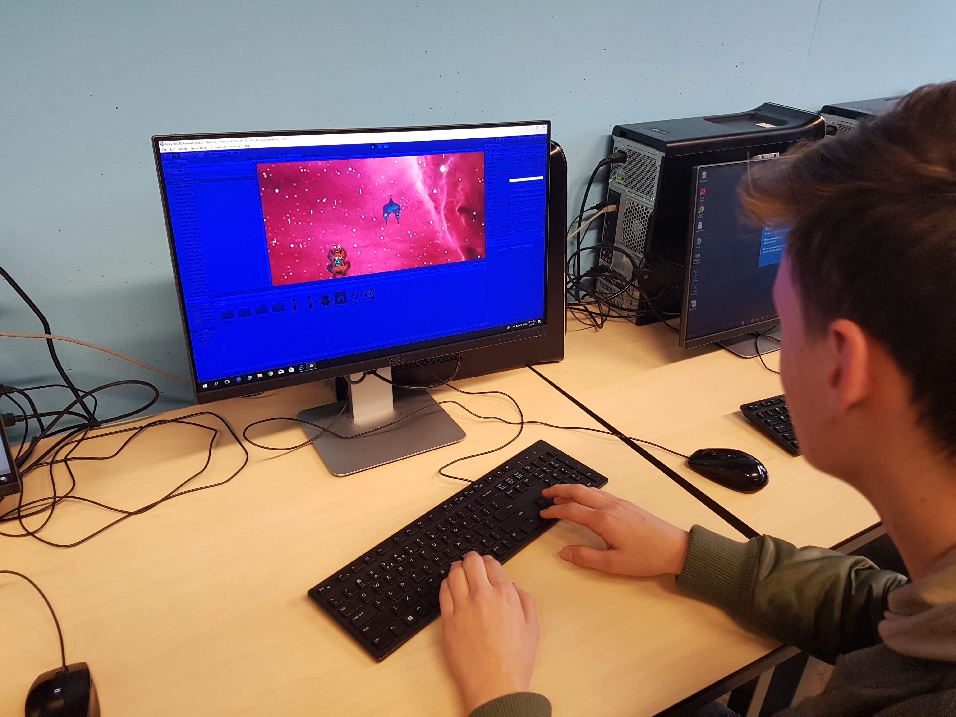 Gamedesign Op Friese Poort In Drachten Voor Mvi Nieuws